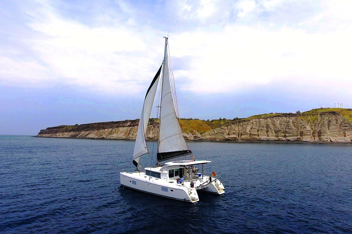 Private Day Cruise by S/Y Wind Spirit
